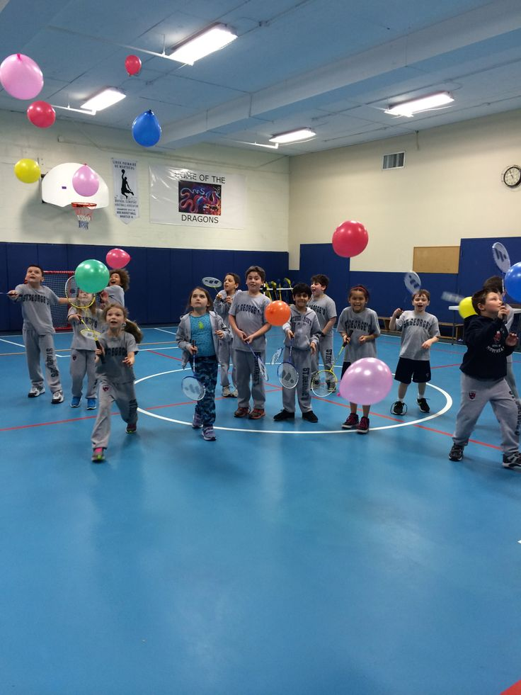 Badminton Balloon