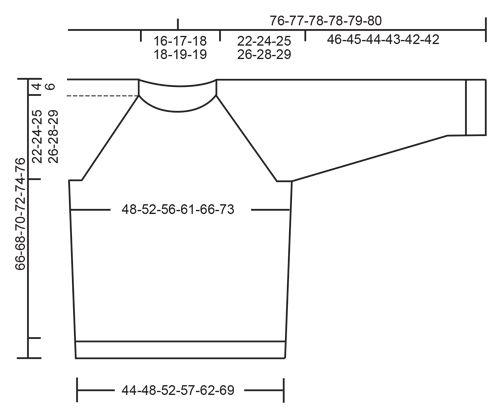 Jersey de punto de hombre DROPS con raglán en Karisma. Talla: S - XXXL. Patrón gratuito de DROPS Design.