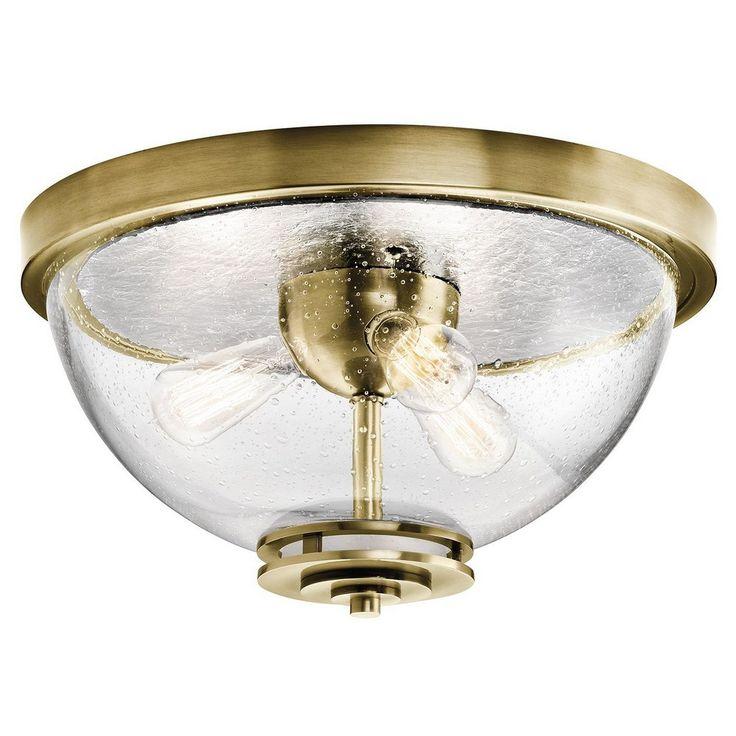 17 Best Ideas About Flush Mount Kitchen Lighting On