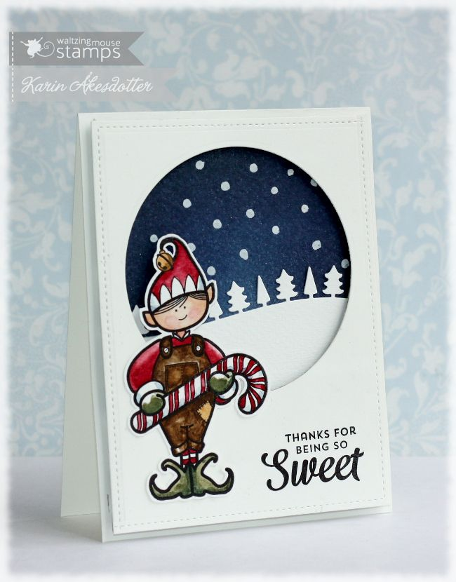 Waltzing Mouse Stamps Release Previews Day 3