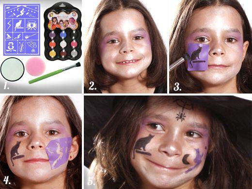 les 25 meilleures id es concernant maquillage sorciere fille sur pinterest ongles de sorci re. Black Bedroom Furniture Sets. Home Design Ideas