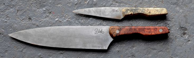 Knives for sale - Kitchen knives for professional & amateur chefs, Blok Knives