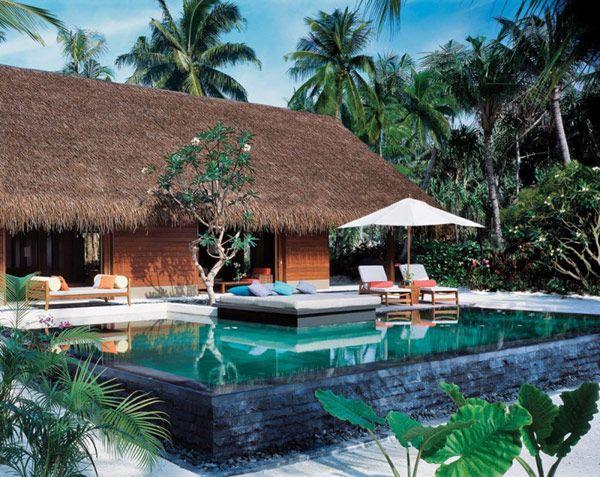 Stunning Retreat in Maldives – Reethi Rah