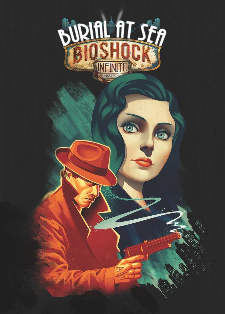 Bioshock Infinite - Burial at Sea