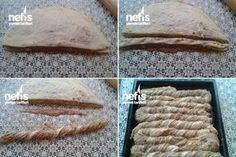 Tahinli Cevizli Haşhaşlı Çörek (Yapım Aşamalarıyla) 2