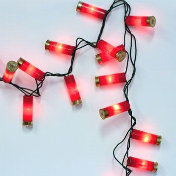 next project: shotgun shell lights