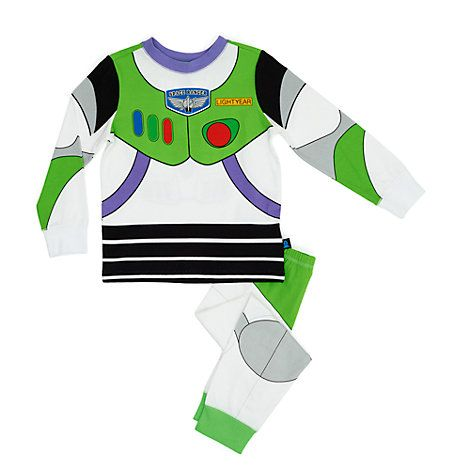 Buzz Lightyear Costume Pyjamas For Kids