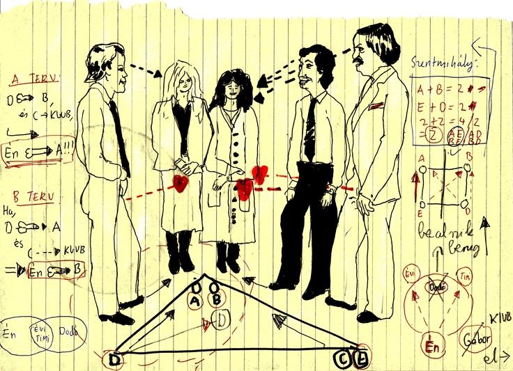 IV. IMMACULATA CONCEPTIO           (1983 december 8, a Szeplőtlen fogantatás napja) Egy külvárosi, ún. alternatív házibuli sajnálatos eseményei, ahol a Főhős ottragad éjszakára, többedmagával egy ágyban kénytelen aludni Évivel, akit aznap este ismert meg. Ezen a csak az alvás szempontjából promiszkuus, de szexuális szempontból patyolattiszta éjszakán a Szeplőtlen fogantatást egy több szempontból is félreérthető petting váltja ki.  Próbáltam fölmérni a csajokat, akik addigra már teljes…