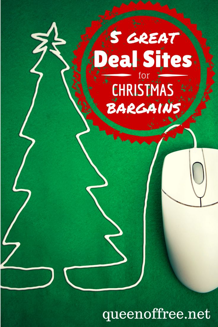 Want to get the best prices on the best gifts? Check out these great deal sites, certain to help you save.