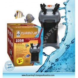 *** 74.80€ *** FILTRO EXTERNO TURBO JET PARA ACUARIOS DE AGUA DULCE Y SALADA http://acuariosyestanquesacuatica.com/equipamiento-acuario-dulce/204-filtro-externo-turbo-jet-para-acuarios-de-agua-dulce-y-salada.html