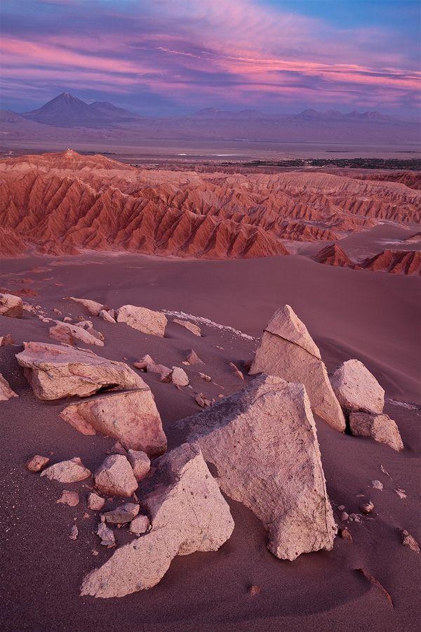 Valle del la Muerte(  Death Valley)