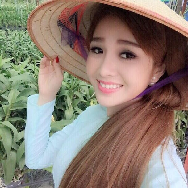 1000+ Images About Beautiful Vietnamese Faces On Pinterest