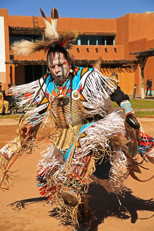 Indian Pueblo Cultural Center - Albuquerque, New Mexico༺ ♠ ŦƶȠ ♠ ༻