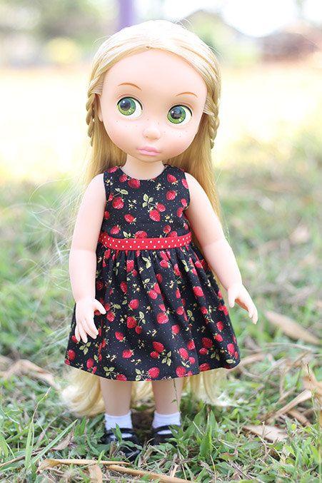 Hey, I found this really awesome Etsy listing at https://www.etsy.com/listing/224390171/disney-princess-animators-16-doll