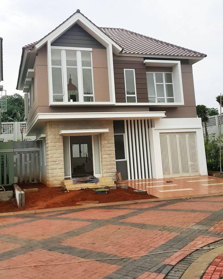 Model Rumah Minimalis 2 Lantai 18