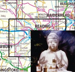 A little bit of India...in Reading, UK thanks to Ayurveda Retreat www.ayurveda-retreat.co.uk
