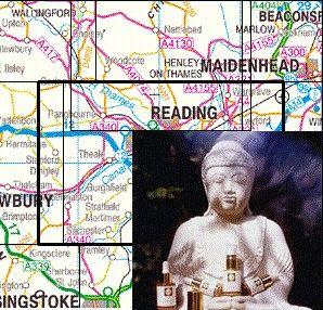 A little bit of India...in Reading, UK thanks to Ayurveda Retreat www.ayurveda-retreat.co.uk