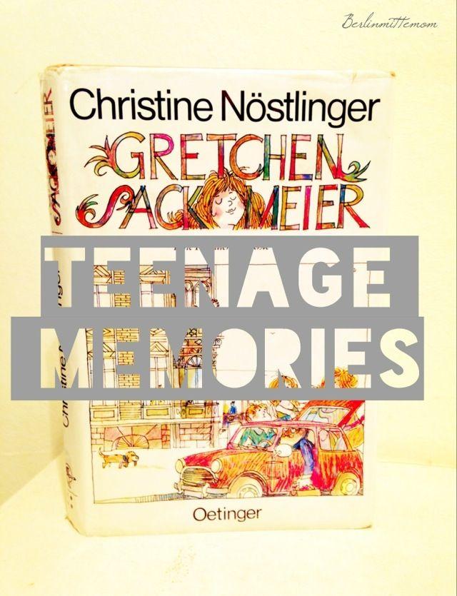 book love ::: teenage memories mit christine nöstlinger & gretchen sackmeier