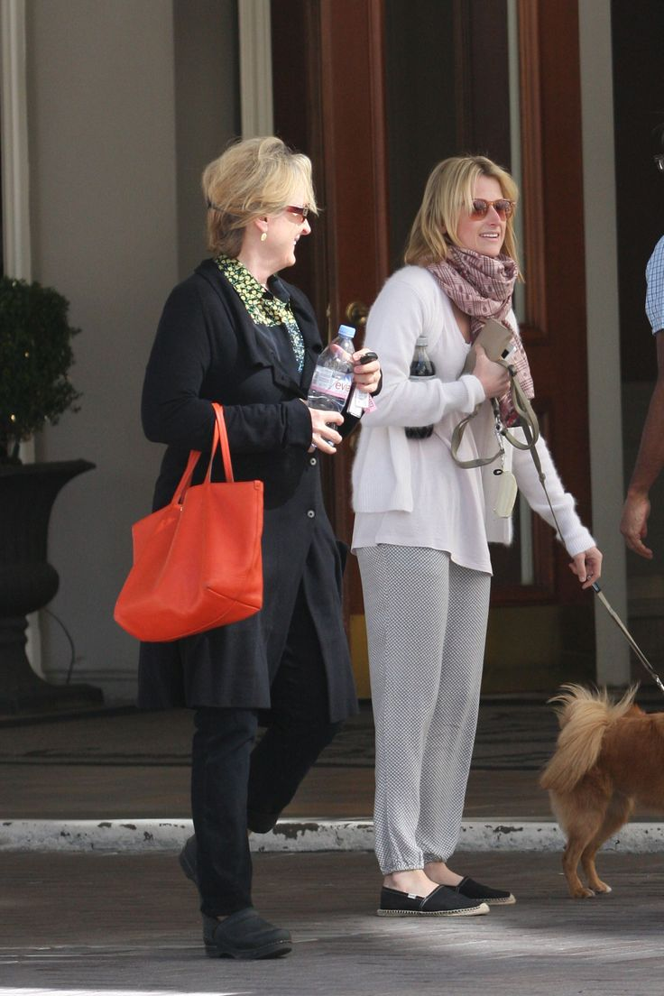 Meryl Streep Sticks By Her Daughter Mamie During Divorce | Latest pictures and details here!