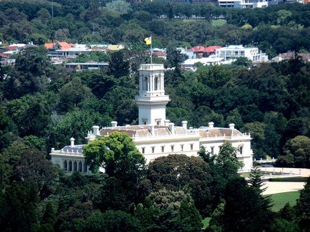 Melbourne WeekendNotes - Free Government House Garden Tour - Melbourne