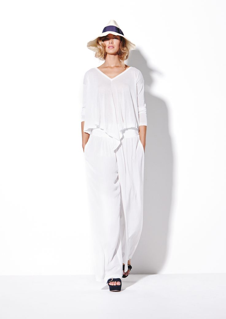 Flight Sweater and Maxi Pant