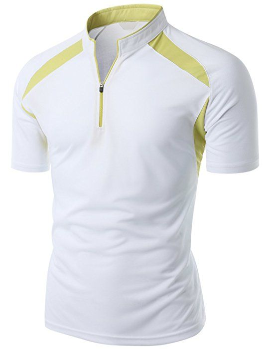 697579eb4 Functional Coolmax Fabric Leisure, Sports and Activity China T-Shirt  MUSTARD S at Amazon Men's Clothing store: