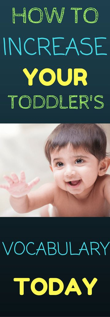 Are you looking for ways to increase your toddler's vocabulary? Use these 3 strategies to help your little one gain those words. Download the printable cheat sheet with even more tips and tricks to help your little one start talking!
