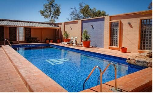 4 star hotel. $131 per night. Desert Cave Hotel in Coober Pedy, Australia - Lonely Planet