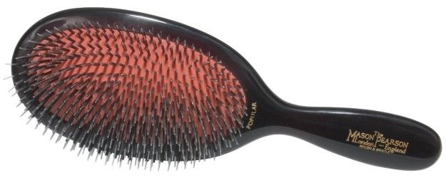 This Mason Pearson hairbrush that's made from premium-grade boar bristle. | 54 Expensive Products That Are 100% Worth Purchasing