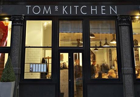 tom's kitchen london - Google Search