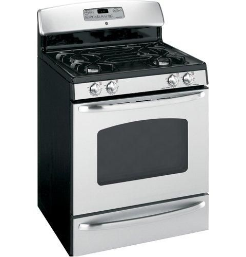 GE JGBP32SENSS 30 Free-Standing Gas Range  #General_Electric #Single_Detail_Page_Misc