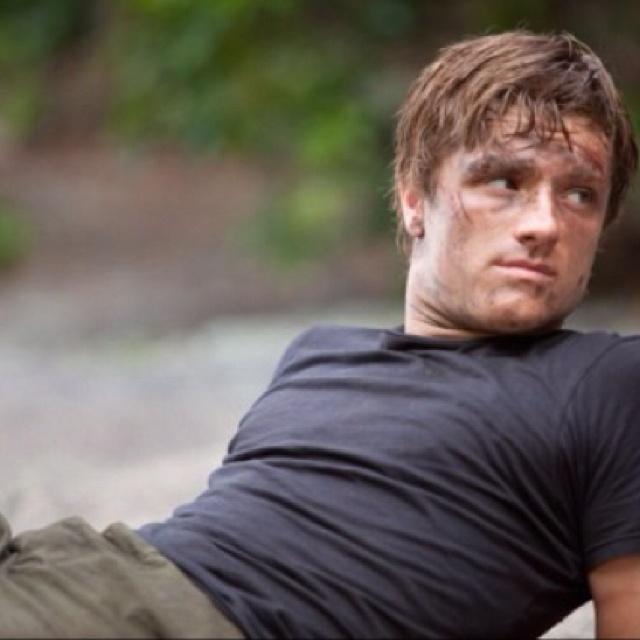 Peeta Peeta Peeta ❤Josh Hutcherson, Team Peeta, The Hunger Games, Book, Peeta Mellark, Movie, Peetamellark, Joshhutcherson, Thehungergames