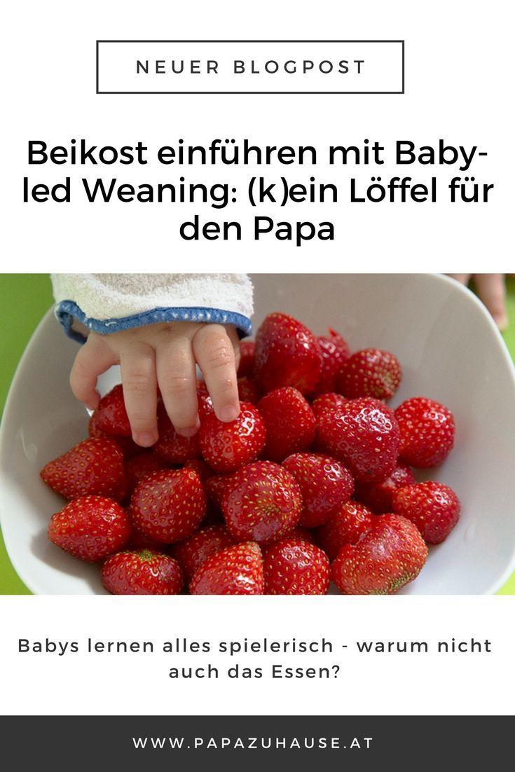 Irgendwann reicht auch die beste Muttermilch nicht mehr aus. Feste Nahrung muss her! Die ideal Lösung dafür? Baby-led Weaning! Oder kurz BLW. Worum es dabei geht? Finde es hier heraus!   #babyledweaning #blw #beikost #beikosteinführen #blwrezepte #blwfrühstück #blwgerichte