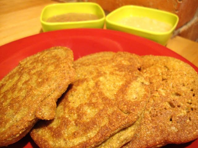 In Mo's Kitchen: Wild Rose Detox Buckwheat Pumpkin Pancakes