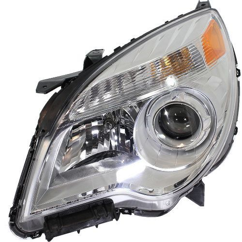 2010-2015 Chevy Equinox Head Light LH, Composite, Assembly, Halogen