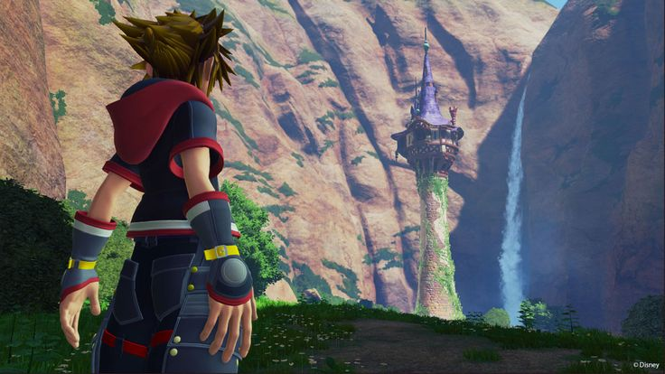 More Details On Kingdom Hearts 3 Coming At D23 Expo In Japan   Online Options