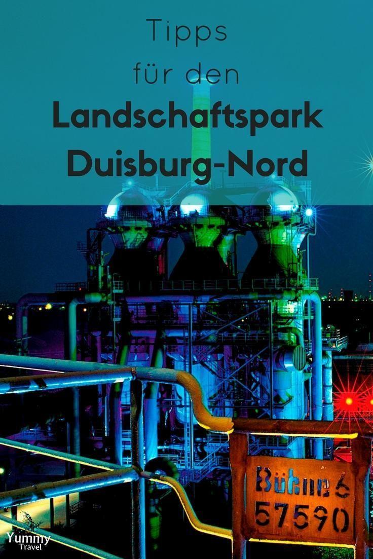 Das Ruhrgebiet ist voll von außergewöhnlicher Industriekultur. Ich nehme dich mit auf eine Reise in den Landschaftspark Duisburg- Nord (LaPaNo) im Herzen des Ruhrpotts.