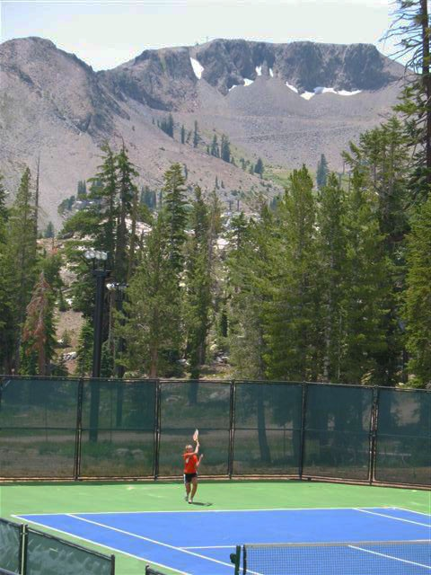 41 best images about summer activities at lake tahoe - High camp swimming pool squaw valley ...