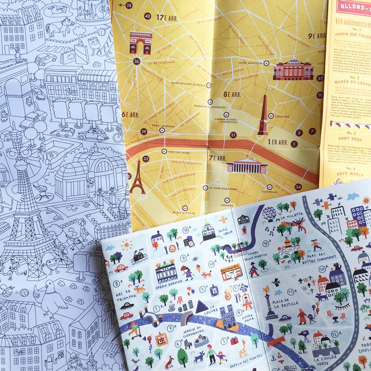 lots of resources for paris with kids links to others