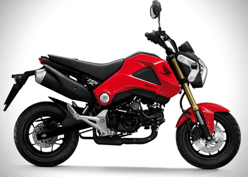 The 2014 Honda Grom's an interesting little motorcycle that comes from this company, and it's really explosive, agile, and given its size, it is fun and for the most experienced …