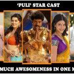Ilayathalapathy Vijay Puli Firstlook Audio Movie Release Dates