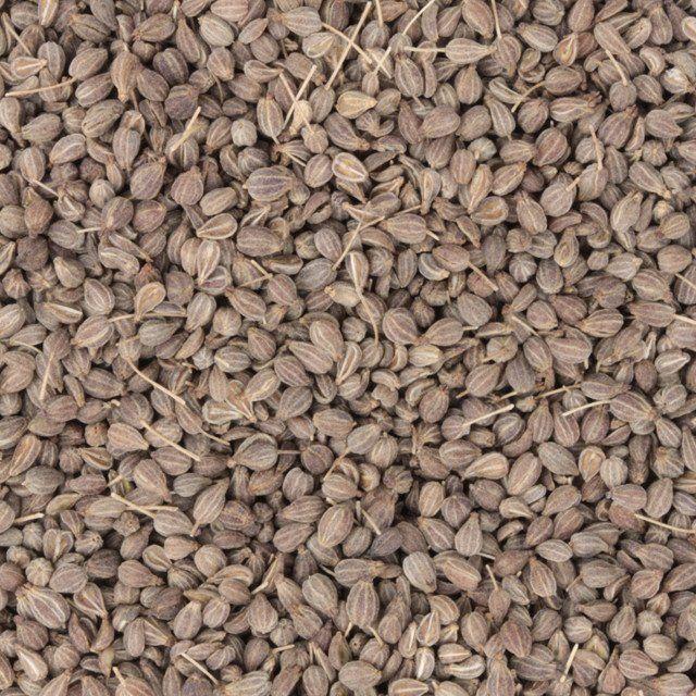 Anijs - Pimpinella anisum, werd ten tijde van de Romeinen als specerij gebruikt in gebak dat gegeten werd aan het eind van een copieuze maaltijd oom de spijsvertering te bevorderen. Ook smeerden ze anijsextract op het gezich om er jonger uit te zien.  Ook gekend als: Wilde pimpernel, Nieszaad, Groene anijs.