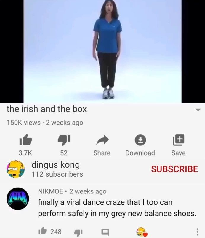 Funny Youtube Comments Youtubecommentssection Posted On Instagram Apr 19 2020 At 2 45am Utc Funny Youtube Comments Youtube Comments Viral Dance