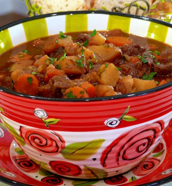 Yummy Irish Stew....Definitely one to try!