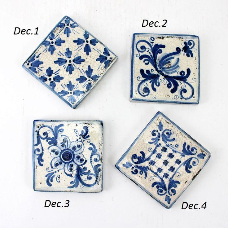 Oltre 25 fantastiche idee su piastrelle per bagno blu su for Piastrelle cucina caltagirone