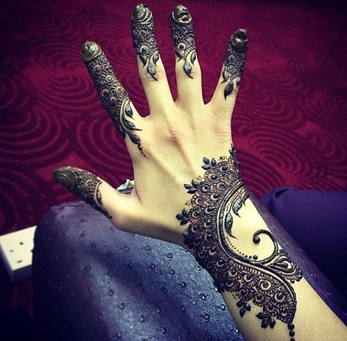 #mehendi #henna #art #design #wow