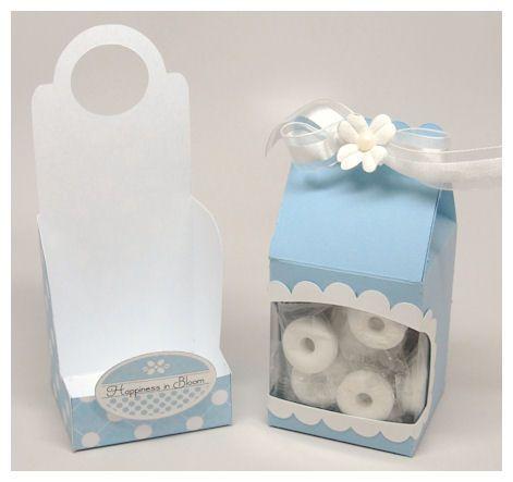 Milk carton box and holder