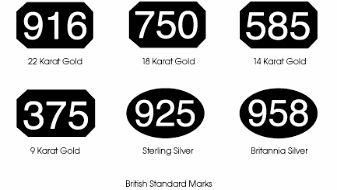 140 best Silver / Sterling Hallmarks / Maker Marks images