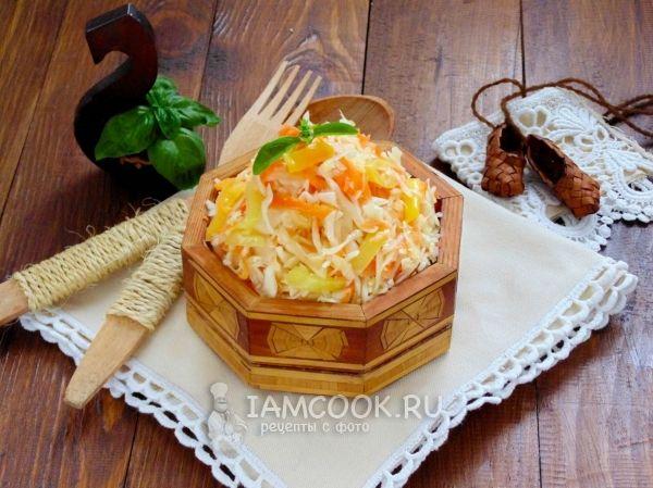 Фото маринованной капусты быстрого приготовления