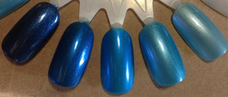 The blues by Vapid Lacquer